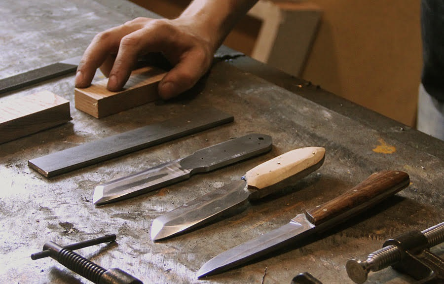 Making Knives